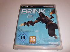 PlayStation 3 ps3 Brink