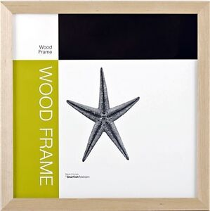 Starfish Naturals Solid Beech SQUARE 30 x 30 cm