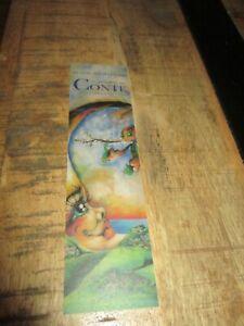 Marque page collector-15 eme festival du conte-Alpes Maritimes 2005