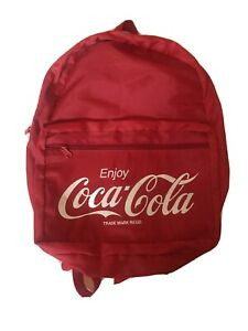 Coca Cola Retro Style Backpack