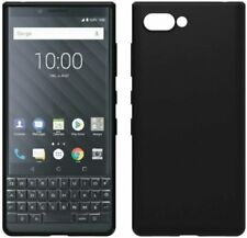 Thin Soft TPU Silicone Jelly Bumper Back Cover Case for Blackberry Key2  KeyTwo