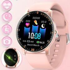Smartwatch Fitness Armband Uhr Sport Fitness Tracker für Samsung Huawei Xiaomi