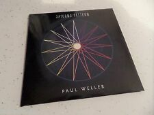 "Paul Weller - Saturns Pattern 7"" Vinyl UK 2015 Record RARE! SEALED! NEW! The Jam"