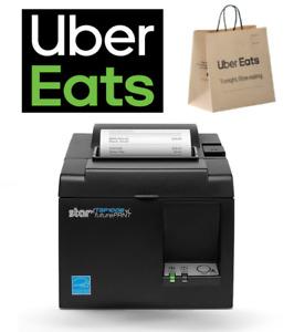 Uber Eats Compatible Star Micronics TSP143IIIBi Order Printer