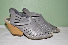 CAMPER Wedge Heels Slingback SANDALS Shoes Women's 39