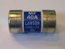 MF40A FUSE 40 AMP 57 x 30 x 16mm  40A House Service Mains Cut out Fuse