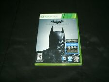 Batman: Arkham Origins Rare Variant Cover/DLC Xbox 360/XBO Brand New Sealed