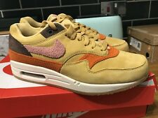 Nike Air Max 1 Rare Deadstock Crepe 2018 Uk 8 90 Og 95 HOA Trainers Shoes Patta