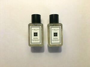 Jo Malone Lime Basil & Mandarin Body & Hand Wash DUO 0.5fl.oz. 15ml