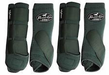 Professional's Choice VenTECH Elite Value 4 Pack Boots Olive M Prof Front Rear