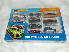Hot Wheels Gift Pack 9- Pack Cars Exclusive Decoration Dodge