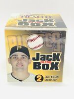 Jack Wilson Pittsburgh Pirates SGA Jack In The Box PIRATES JACK IN THE BOX SGA