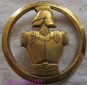 IN12178 - Insigne de béret, GENIE, dos lisse embouti, AMBERT 63