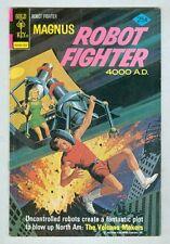 Magnus Robot Fighter 4000 A.D. #38 February 1975 VG