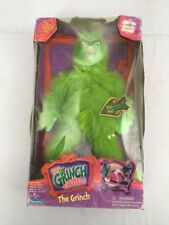 Rare Playmates 2000 The Grinch Stole Christmas Toys R Us Exclusive The Grinch