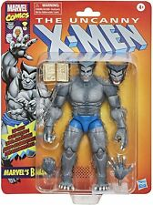 "Marvel Legends Vintage Retro 6"" Figure X-Men Series - Grey Beast In Stock"