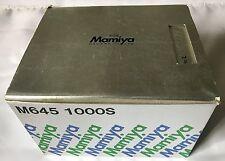 Mamiya M645 1000S Medium Format Camera Body Only