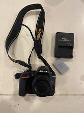 *Nikon D5600 24.2MP Digital SLR Camera - Black (Body Only)