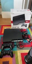 PS3 Slim Console 160GB Boxed