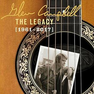 Glen Campbell - The Legacy (1961-2017) [CD]