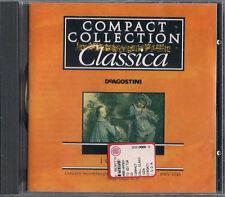 CD - DE AGOSTINI - COMPACT COLLECTION CLASSICA i capolavori - J.S. BACH