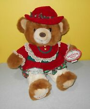 Dolls & Bears Kmart Teddy Bear 20 Christmas 2015 Stuffed Animal 30th Anniversary Boy Bears