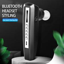 USB Bluetooth Style Digital Hearing aid Stealth Sound Voice Amplifier Enhancer