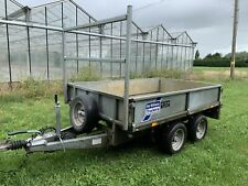 Ifor Williams LM85 Trailer drop sides ramp builder landscaper Garden Tractor