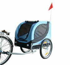 GRANDE cane passeggino rimorchio per bicicletta vettore Passeggino Jogging Kit Pet BICICLETTA CORSA