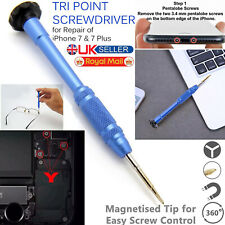 0.6 Tri Point Screwdriver Repair Triwing Tool Y000 For Apple iPhone 7 & 7 Plus +