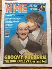 NME 18/12/93 The Boo Radleys, Frank Zappa, Salt-N-Pepa, Ultramarine, Other Two