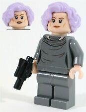 LEGO STAR WARS VICE ADMIRAL HOLDO MINIFIGURE 75188 RESISTANCE BOMBER - GENUINE