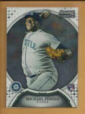 Michael Pineda RC 2011 Bowman Sterling Rookie Card # 35 New York Yankees