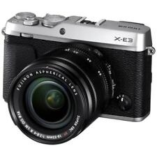 "Fujifilm X-E3 XE3 18-55mm 24mp 3"" Mirrorless Digital Camera New Cod Agsbeagle"
