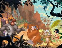 Disney Jungle Book 14 Cross Stitch Chart