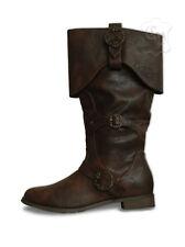 Mittelalter Schuhe Stiefel LARP Pirat Piraten Piratenstiefel Musketier