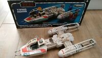 Kenner 1999 STAR WARS Y Wing Fighter Vehicle Rebel Alliance Star Ship Boxed Toy