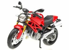 Motos et quads miniatures rouge 1:2