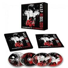 W.A.S.P. - Reidolized (The Soundtrack To The Crimson Idol) (NEW 2CD+DVD+BLU-RAY)