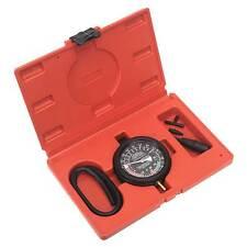 Sealey vacío / combustible bomba de presión de prueba / diagnóstico 80 Mm, calibre Set-vse952
