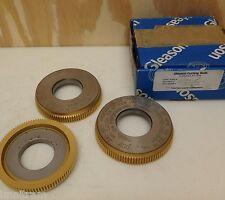 Gleason SHAPER CUTTER 100 Teeth WD 0.0534  FA 5°  M45PM  Gear