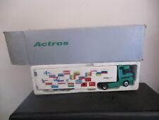 Camion  NZG  Actros KOGEL 1/50