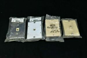 MIXED LOT OF 4. HUBBELL NS726SS, NS72W, SUTTLE SE 630 AC4 50, 1 UNBRANDED  PHONE