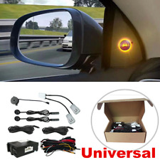 Car Universal Blind Spot Sensor Monitoring Warning Detection System Assist Kit