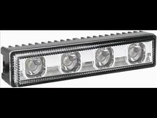 NCC - Nolden LED-Tagfahrleuchten-Satz Short Line 3°  Chrom Komplettes Set