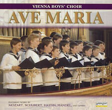 CD Album ~ VIENNA BOYS CHOIR ~1998 ~Ave Maria ~18 tracks