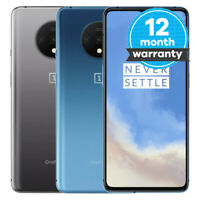 OnePlus 7T - 128GB - Unlocked / Network Locked - Glacier Blue / Frosted Silver