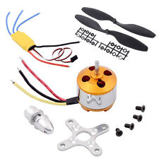 XXD 2212 1400KV Outrunner Brushless Motor + 30A Brushless ESC + 1045 Propeller
