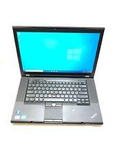 Lenovo ThinkPad T530 Intel Core i5-3320M 8GB RAM 180GB SSD -Win 10 Pro