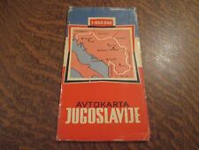 guide avtokarta jugoslavije